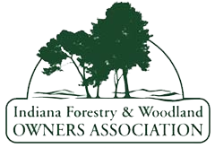 Logo for Indiana Forestry & Woodland Owners Association